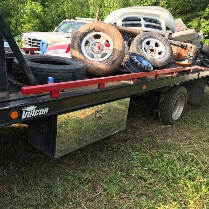towing lexington ky